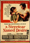 5 Golden Globes A Streetcar Named Desire