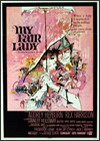 5 Golden Globes My Fair Lady