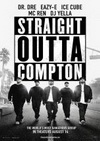 Cartel de Straight Outta Compton