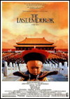 5 Golden Globes The Last Emperor