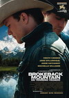 Cartel de Brokeback mountain