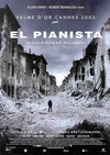Cartel de El pianista
