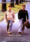 Cartel de Rain man