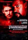 Cartel de Training day
